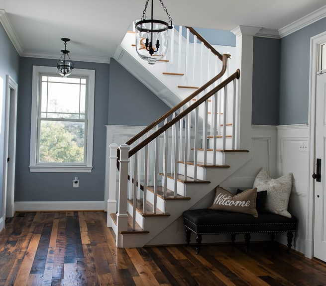 custom interiors - staircase